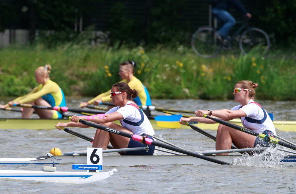 Четверка спортсменов-гребцов прошла вфинал Олимпиады