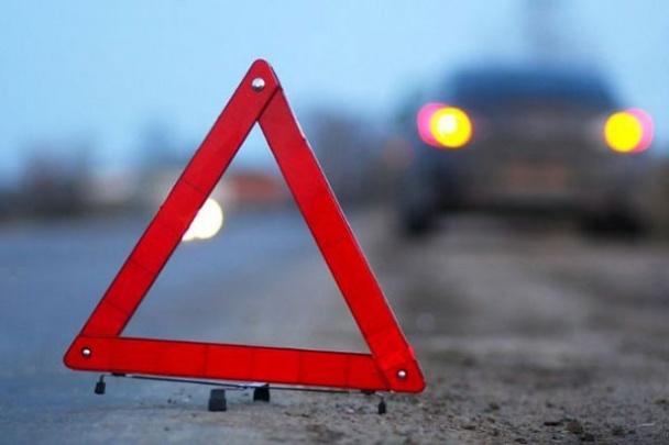 В Ужгороді п'яний водій вчинив аварію