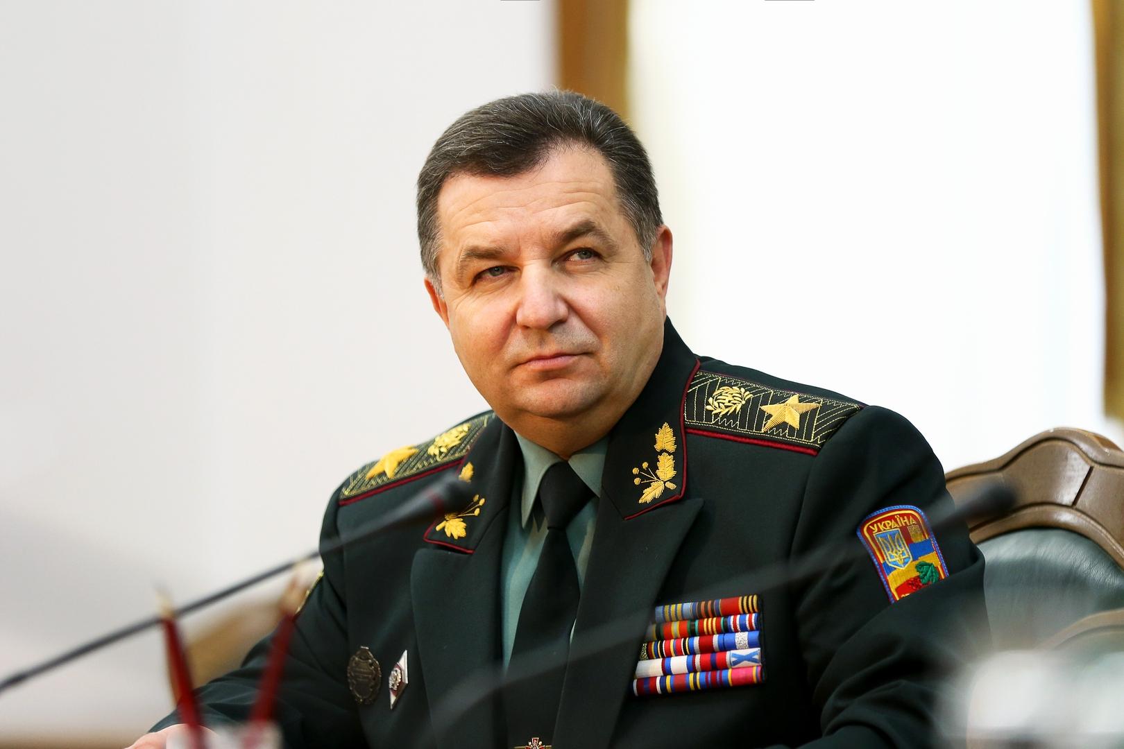 Полторак поведал о реальном количестве русских военных наДонбассе