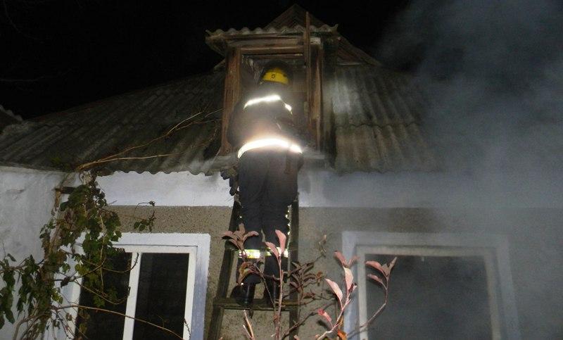 Впроцессе тушения пожара вшколе вДнепре cотрудники экстренных служб обнаружили тело