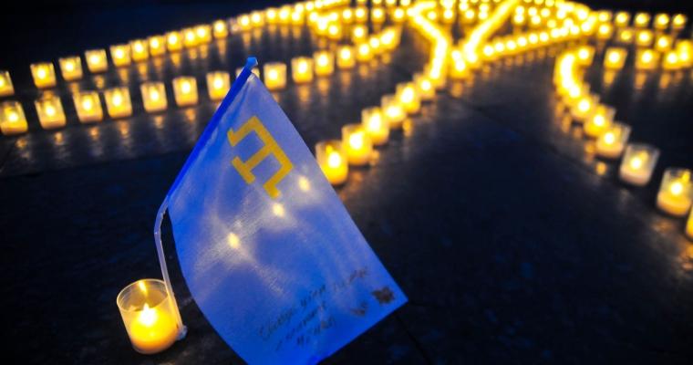 Киев закрыл пункт пропуска сКрымом из-за годовщины депортации крымских татар