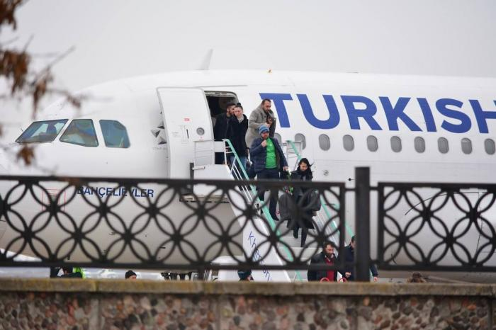 Украина иТурция договорились обувеличении рейсов